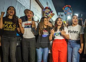 Actrices hispanas piden a mujeres latinas votar por quienes las defiendan