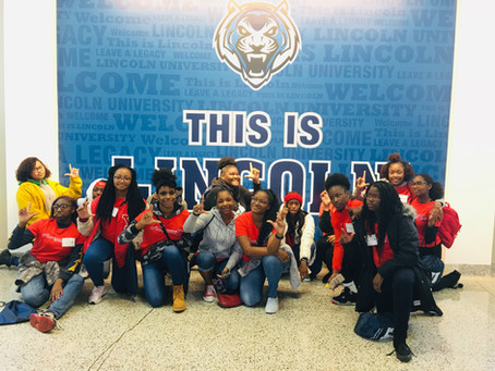 College Tour to Lincoln University