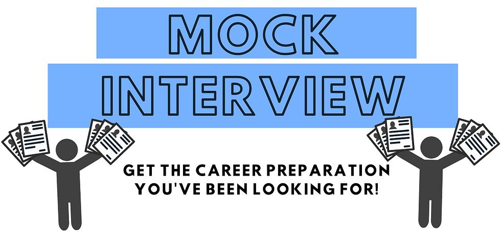 Career Prep Mock Interview