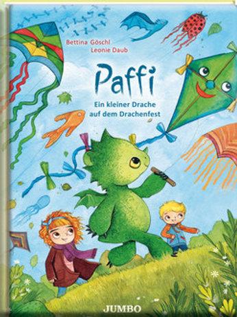 Paffi. Ein kleiner Drache auf dem Drachenfest