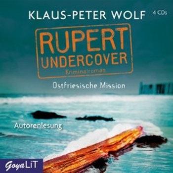Rupert Undercover 4 CD