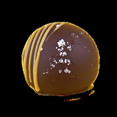 4er Trüffel - Meersalz Caramel