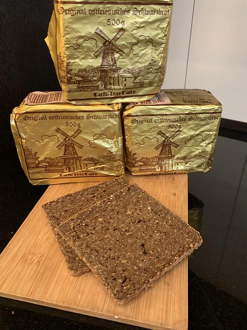 """Ostfriesisches Schwarzbrot """"Gold"""""""