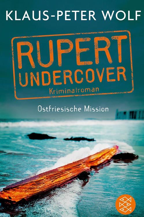 Rupert Undercover