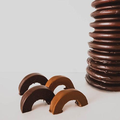 Baumkuchen halbe Ringe