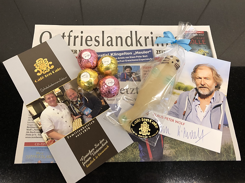 Klaus Peter Wolf Fan Paket - klein