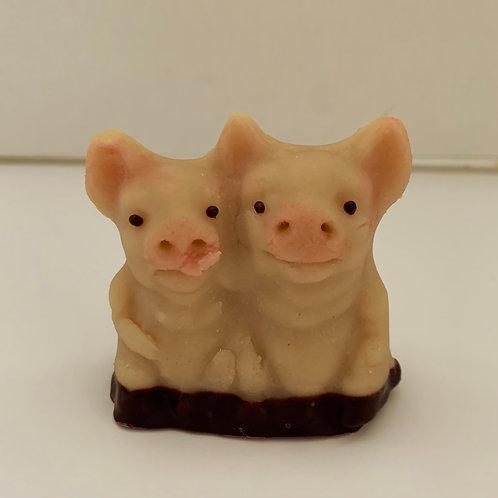 Schweinepärchen