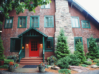 Escape Brooklyn Fall Getaway Giveaway: The Deer Mountain Inn