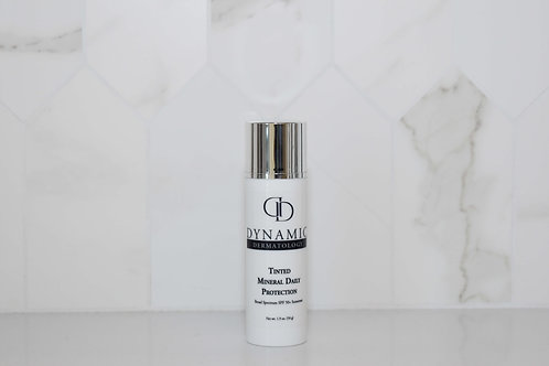 Dynamic Tinted Mineral SPF 50+