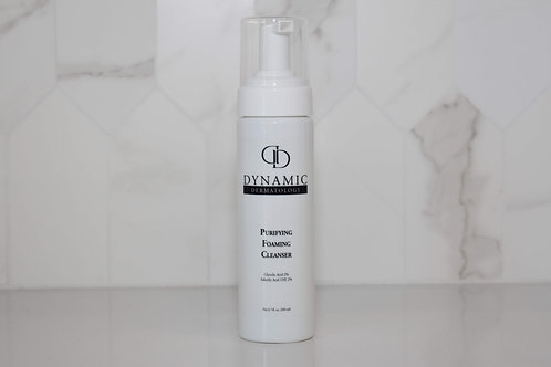 Dynamic Purifying Foaming Cleanser