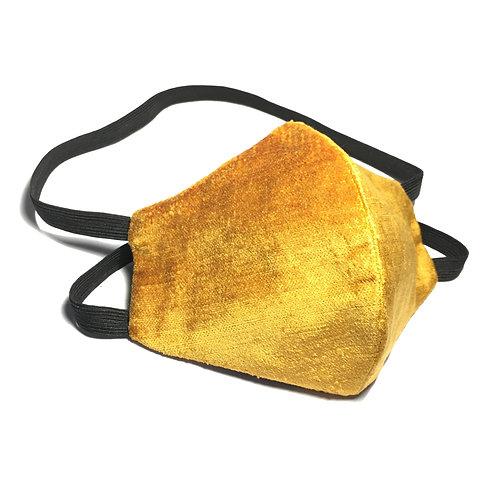 Mustard Velveteen