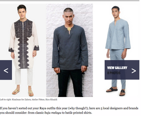 5 Local Designer Labels to Wear This Raya