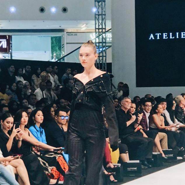 ATELIER FITTON - BROKEN - KLFW 2018