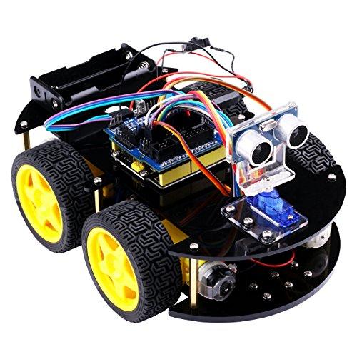 Smart Robotics Car