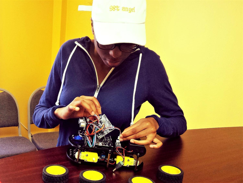 Building Smart Robotics Cars