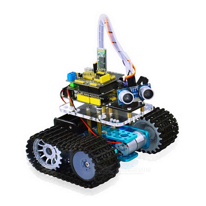 Bluetooth Smart Robotic Mini Tank