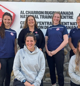 """""""Awesome women doing awesome things"""" at Rugby Canada's Maple Leaf Academy"""