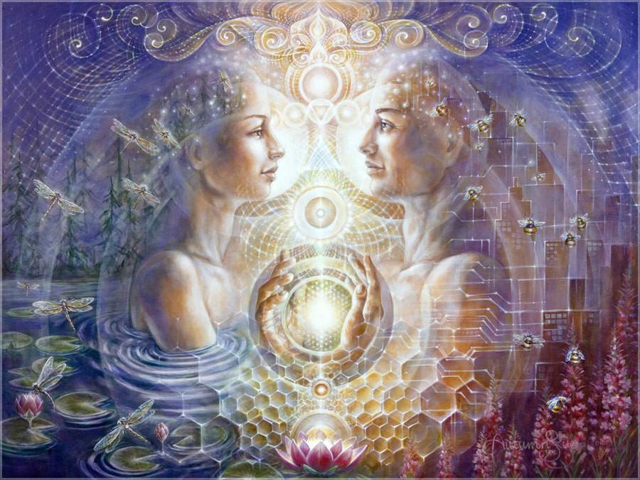 Couples Meditation &Energy Harmonization