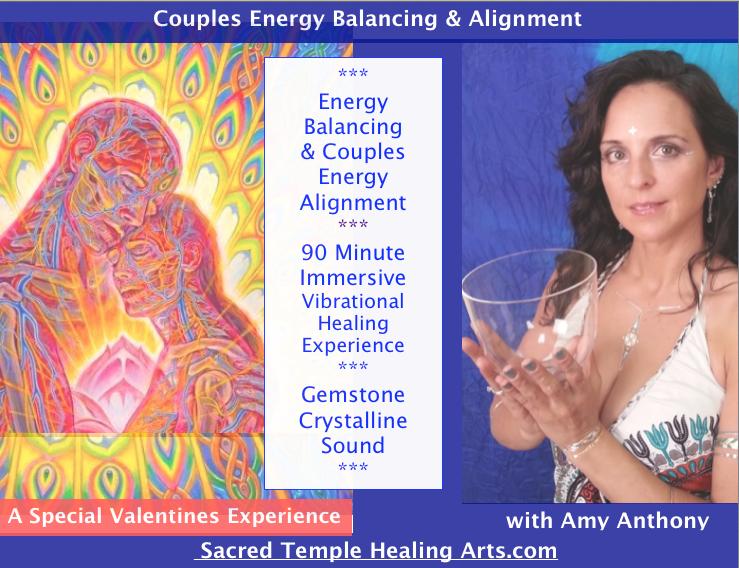Couples PRIVATE Energy Harmonization