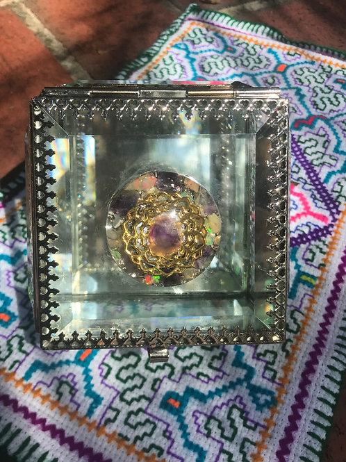Intention Box: Amulet Treasure: Crown Chakra
