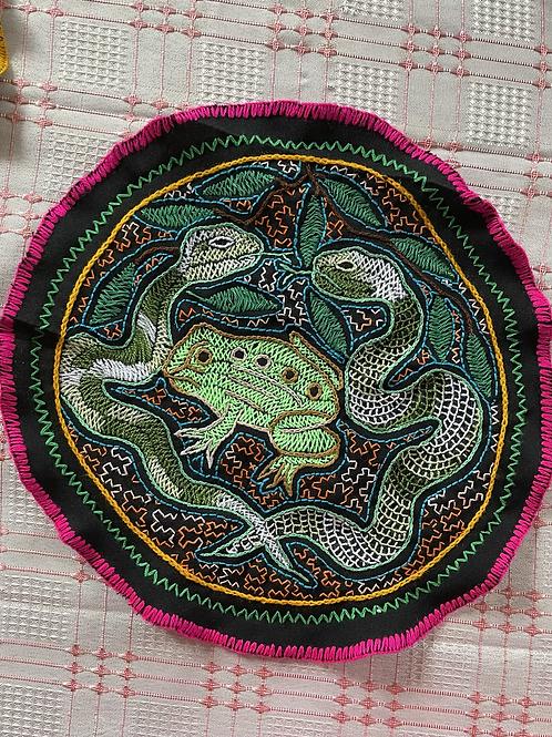 Shipibo  Handmade Large Patch