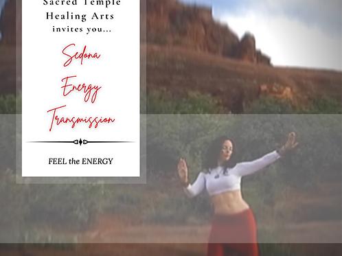 Sedona Vortex~ Personal Energy Transmission