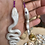 Thumbnail: Serpent Earrings -different colors available!