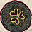 Thumbnail: Shipibo 🌱Handmade - Fleur 🌸Flower - Large