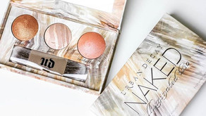 Urban Decay NAKED Illuminated Trio Highlighters