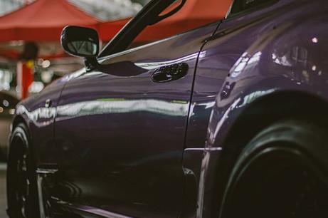 Toyota Supra Wide Body Kit