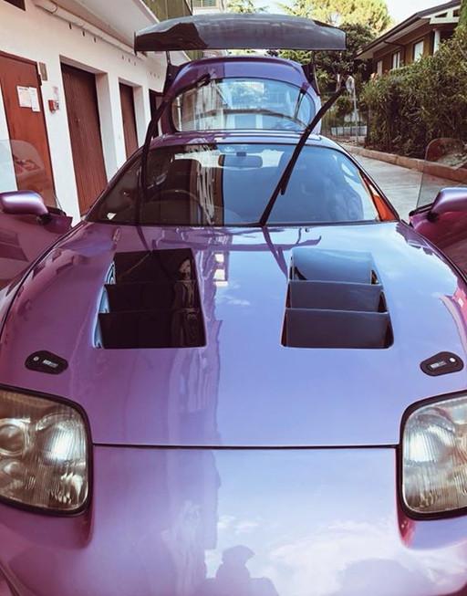 Modified MKIV Supra