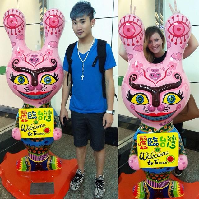 Hello Taiwan, we meet again