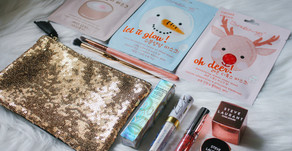 IPSY December Glam Bag 2018   Review & Unboxing