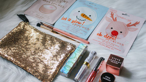 IPSY December Glam Bag 2018 | Review & Unboxing