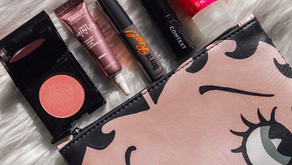 Betty Boop X Ipsy October 2019 Glam Bag | Review & Swatches