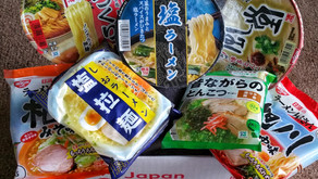 Japan Ramen Box Review | Monthly Ramen Subscription