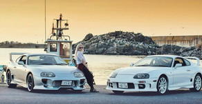 Supras And Sunsets