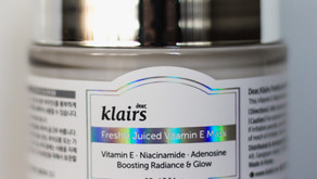 KLAIRS Freshly Juiced Vitamin E Mask | Korean Beauty