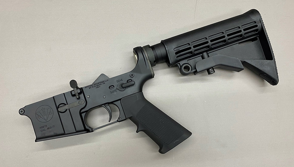 Ripcord Lower Receiver w/ A2 Furniture