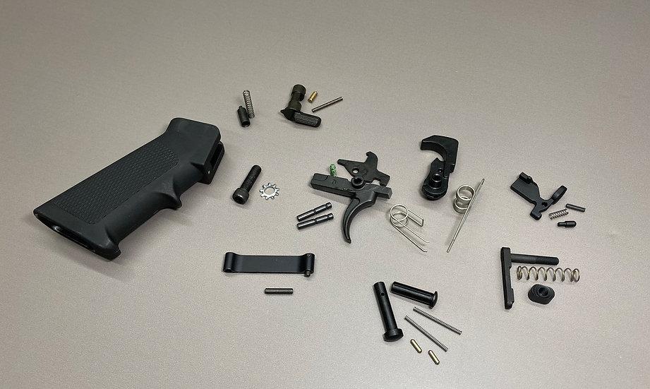 Lower Parts Kit - Mil-Spec w/ A2 Grip