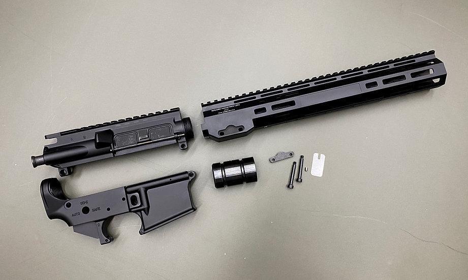 AR15 Builder Kit - 13.9