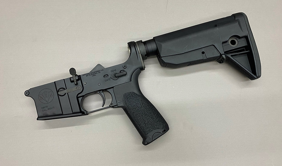 Ripcord Lower Receiver w/ BCM Furniture