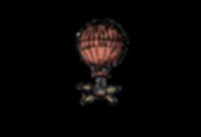 mongolfière