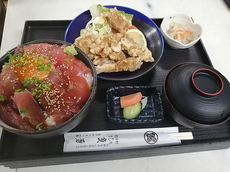 鉄火丼竜田揚げセット.jpg