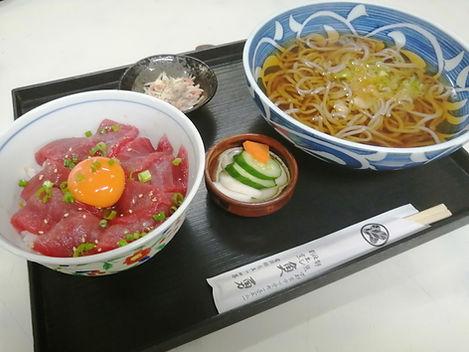 鉄火丼セット1300円.jpg