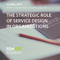 Free mini-course: The Strategic Role of Service Design in Organizations