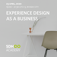 Free mini-course: Experience Design as a Business