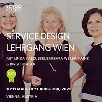 Service Design Lehrgang 2021 Wien