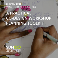 Free mini-course: A practical co-design workshop planning toolkit