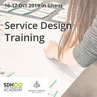 Service Design Training